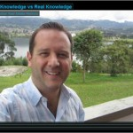 Book Knowledge vs Real Knowledge