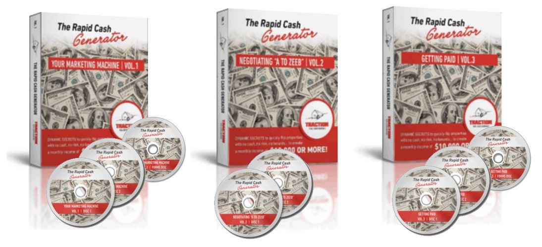 Rapid Cash Generator System