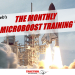 The Monthly MicroBoost Training
