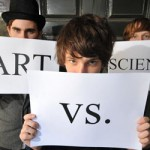 Who wins in a fight? Art or Science?