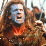 Braveheart's BIG sharp point