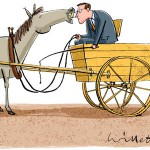 "Ye old ""cart before the horse"" syndrome"