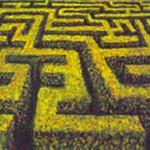 A labyrinth, not a maze