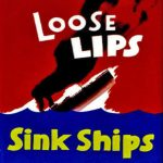 Sewing shut the loose lips that sink ships