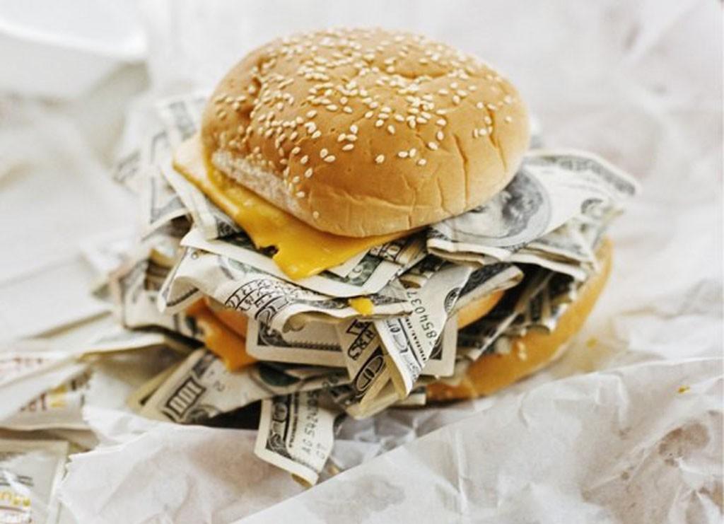 money-sandwich