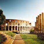 Rome was built