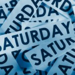 Saturday Oct 17th turns every day into a Saturday