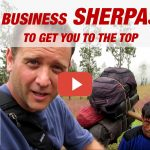 VIDEO: Business Sherpas to get you to the top