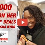VIDEO: $5,000 each on her 1st & 2nd deals: Meet Danisha