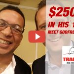 VIDEO: $250K in his 1st year – Meet Godfrey