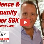 VIDEO: Confidence & Community gets her $8K