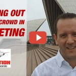 VIDEO: Standing Out from the Crowd in Marketing